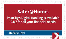 Use our digital banking tools to stay connected