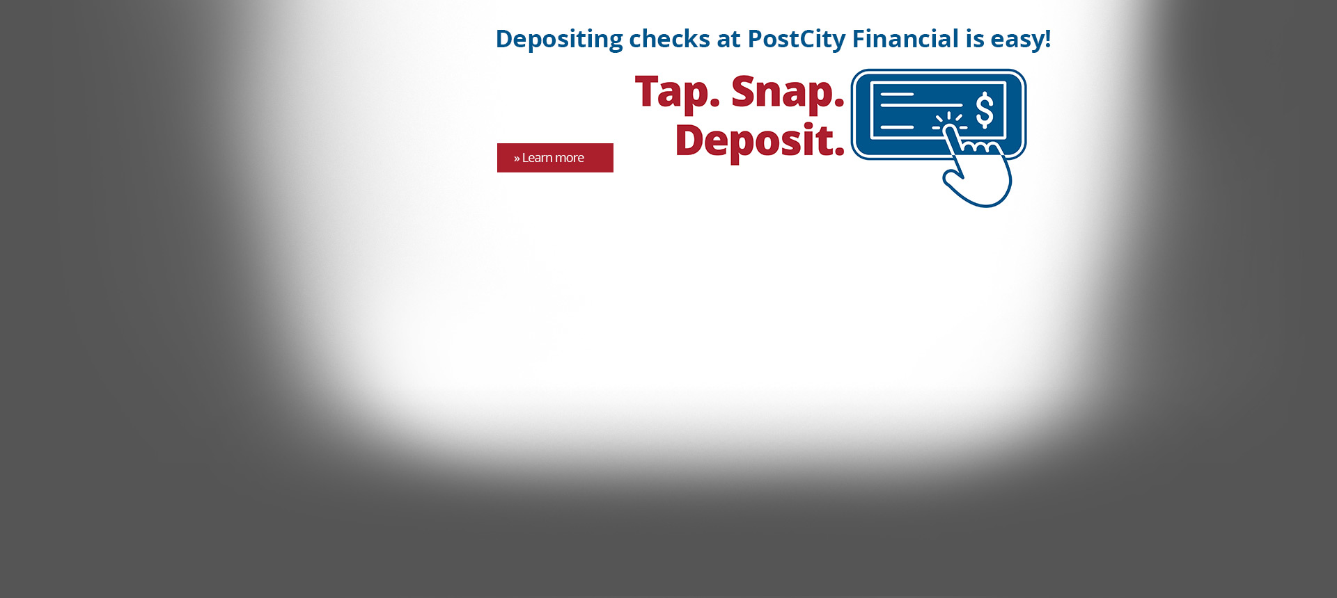 Mobile Check Deposits