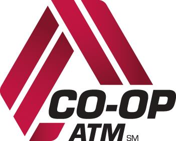 Coop ATM (red)